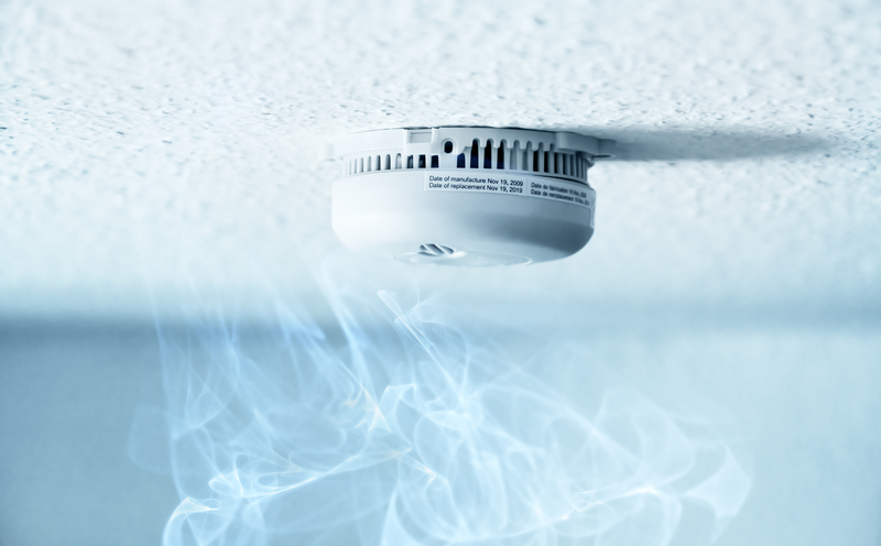 How Do Smoke and CO Detectors Work? - Westridge Electric - Electricians in Calgary - Featured Image